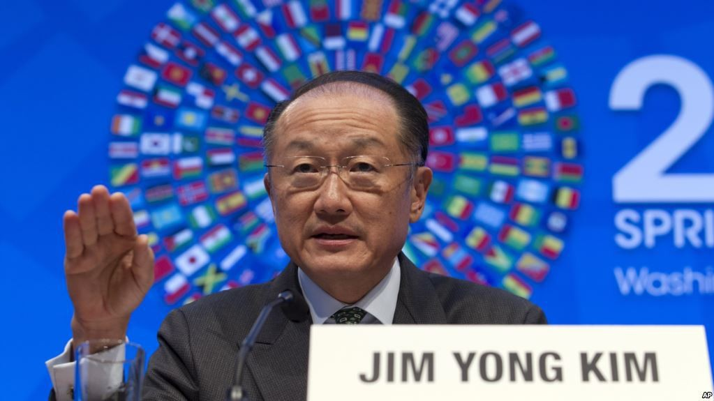 "World Bank President Now Believes That The Blockchain Has ""Huge Potential"""