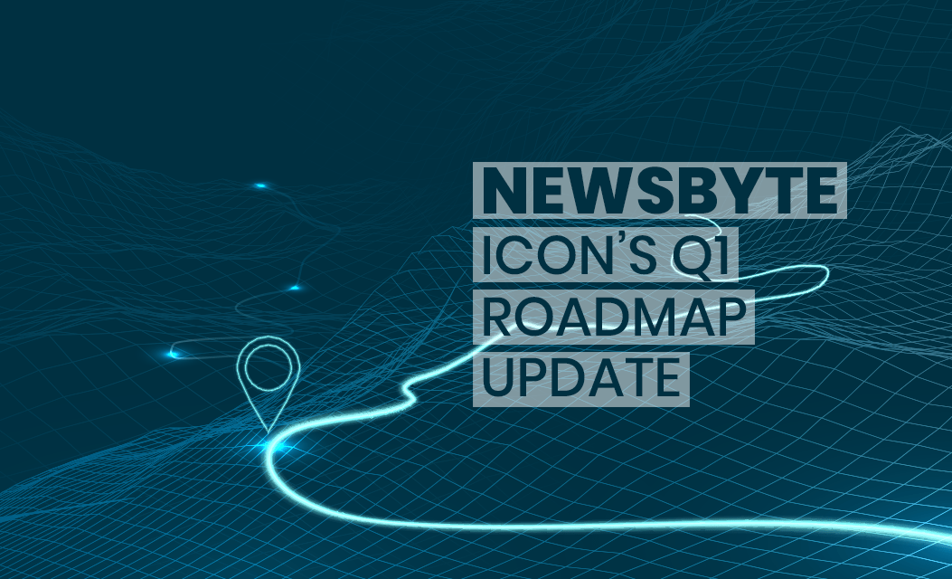 <bold>ICON</bold> RELEASES ROADMAP UPDATE